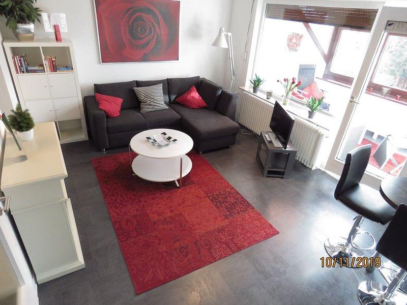Apartment am Wald 2, location de vacances à Sankt Andreasberg