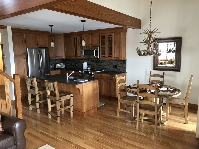 IDEAL LOCATION: Renovated Condo, Ski-In Walk Out To Tamarack Lift And Village, holiday rental in Bondville