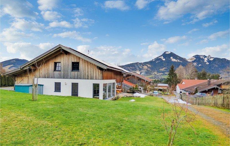 2 Zimmer Unterkunft in Fischbachau, location de vacances à Feldkirchen-Westerham
