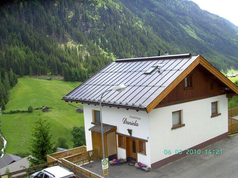 Ferienhaus mit Internetverbindung nur 300 m vom Skilift, location de vacances à Ulmich