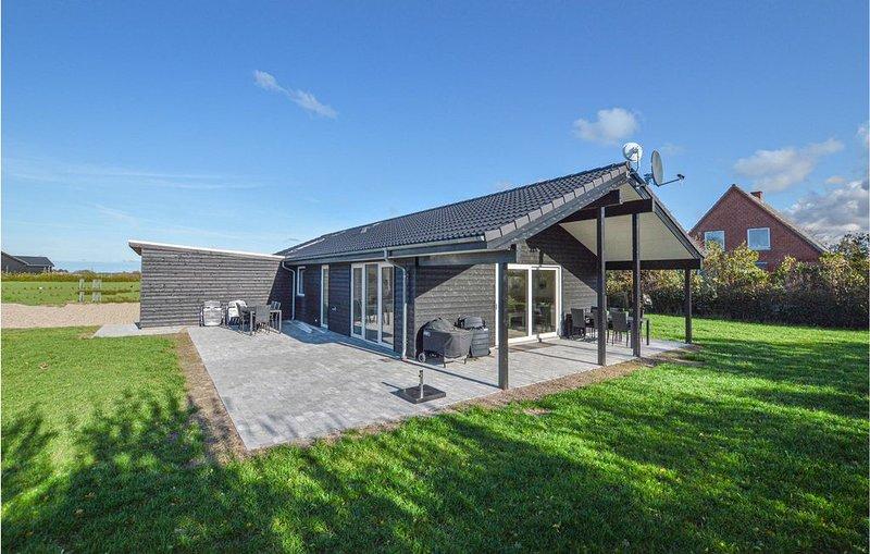 4 Zimmer Unterkunft in Slagelse, vacation rental in West Zealand