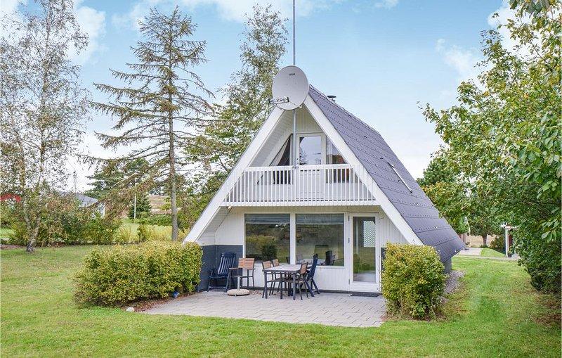 2 Zimmer Unterkunft in Ebeltoft, vacation rental in Southdjurs Municipality