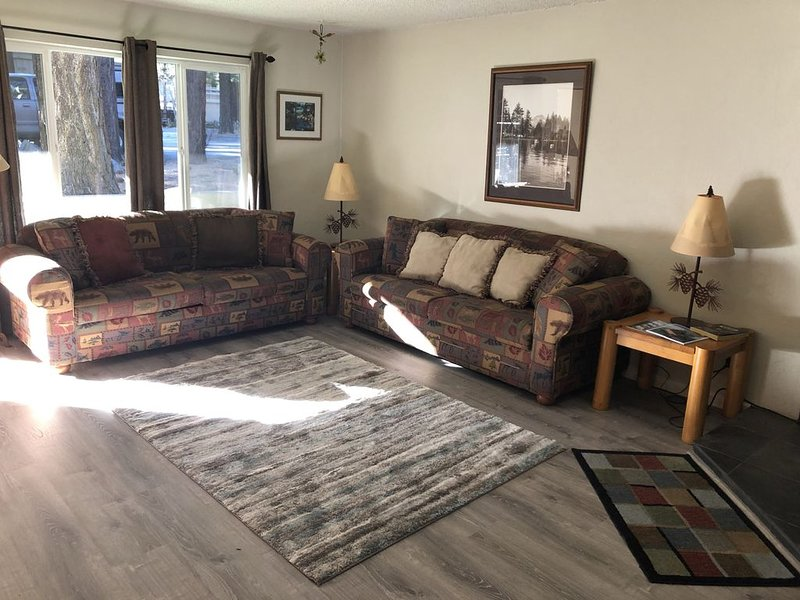 Nice 3/2 Condo * Bavarian Village.  Updated over years.  Great Values  Heavenly, vacation rental in South Lake Tahoe