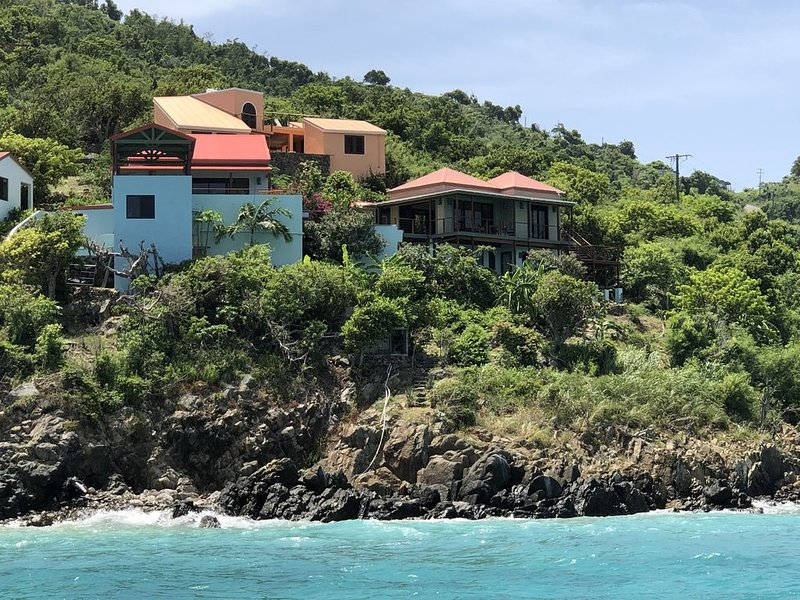 Secret Luxury.  Villa with Swimming Pool., holiday rental in British Virgin Islands