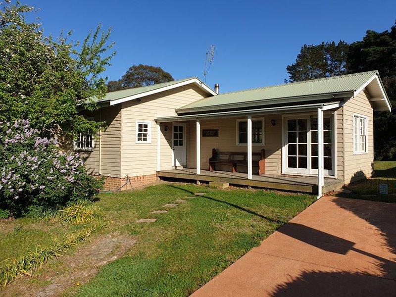 Sutton Forest Cottage, casa vacanza a Bundanoon