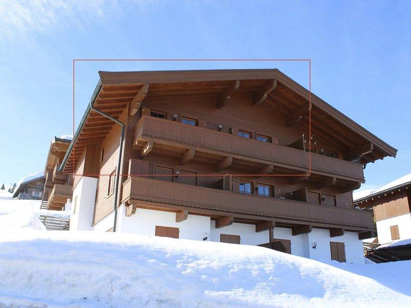 Silbertop, Hochkrimml 88;  6P appartement op de Gerlosplatte bij piste & skilift, vacation rental in Gerlos