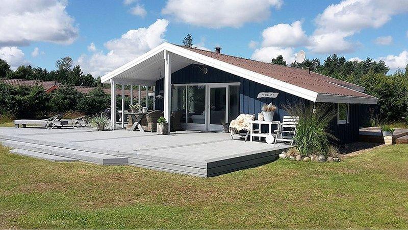 Sorgsam eingerichtetes Ferienhaus auf weitläufigen Grundstück, gute Ausstattung, vacation rental in Lyngsaa