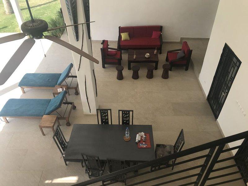 Kerloguen villa de luxe à ngaparou, vacation rental in La Petite Cote