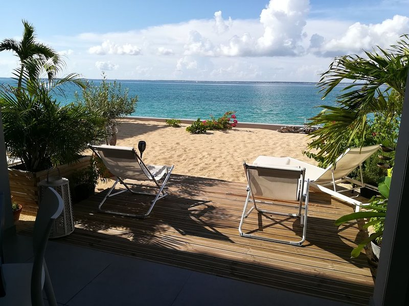 Appartement sur la plage, holiday rental in Grand Case