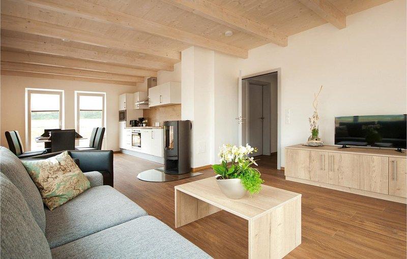 2 Zimmer Unterkunft in Prüm OT Walcherath, holiday rental in Prüm