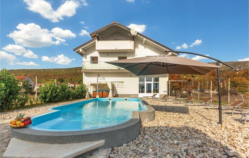 5 Zimmer Unterkunft in Vinjani Donji, vacation rental in Velim