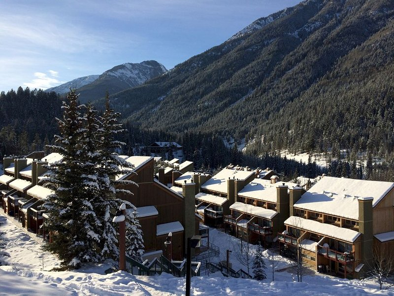 Panorama Ski-In Ski-Out Studio Condo Unit 703- Mountain Views, holiday rental in Panorama