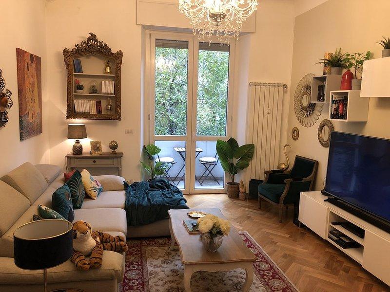 Soggiorno elegante nel centro di Milano, location de vacances à Pontesesto