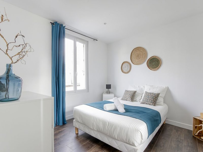 Exceptionnel 2Pièces-Lumineux, Neuf+Parking-Sanvic, 8min Coty, Plage, casa vacanza a Montivilliers