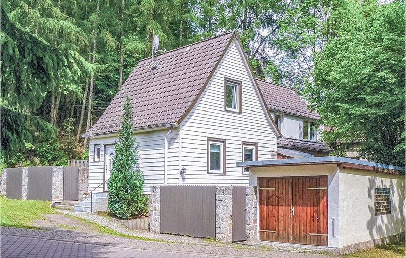4 Zimmer Unterkunft in Osterode, holiday rental in Urbach