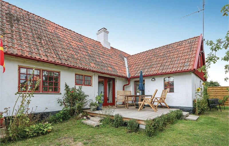 2 Zimmer Unterkunft in Hammenhög, holiday rental in Loderup