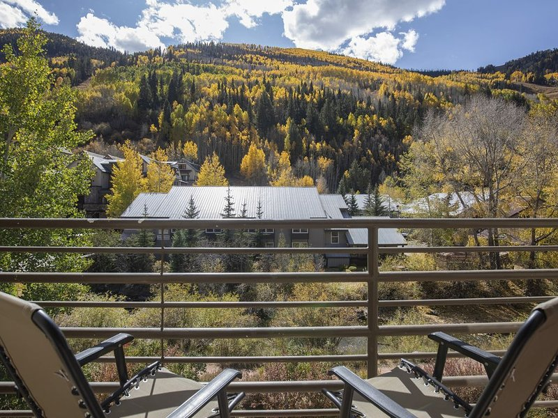 A Little Piece of Paradise at Viking Lodge, Ferienwohnung in Telluride