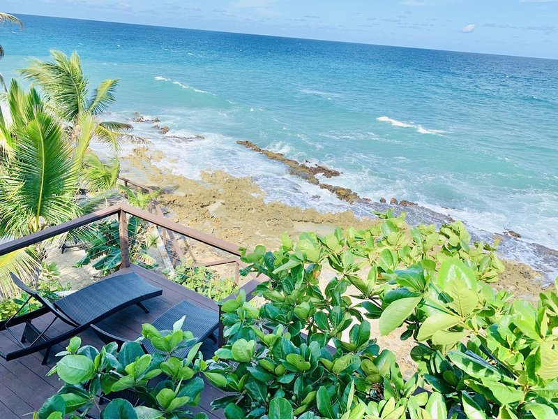 Shellnel No. 1--Stunning 1 Br/1Ba private waterfront paradise sleeps 2, vacation rental in Christiansted