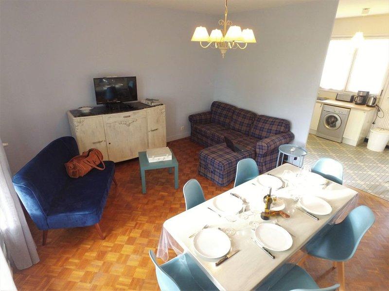 Maison de vacances au pied des vignes, vacation rental in Saint-Etienne-De-Lisse