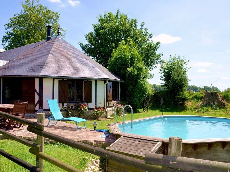 Gîte le Manège normand, holiday rental in Caudebec-en-Caux