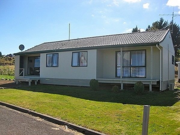 Weeping Willow - Ohakune Holiday Home, alquiler vacacional en National Park Village