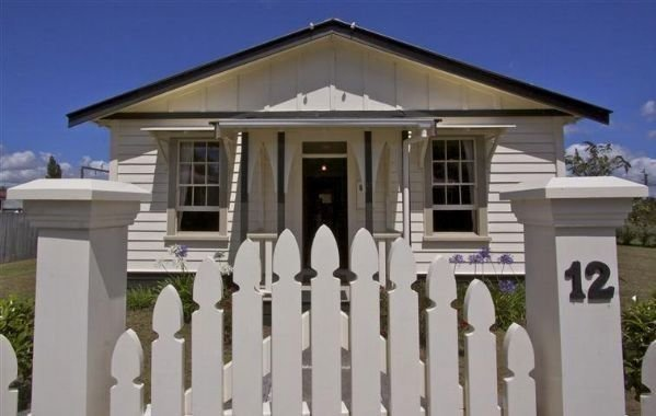Railway Cottage - Ohakune Holiday Home, alquiler vacacional en National Park Village