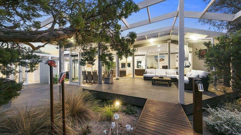 Wanda Hideaway - modern family Portsea retreat, casa vacanza a Portsea