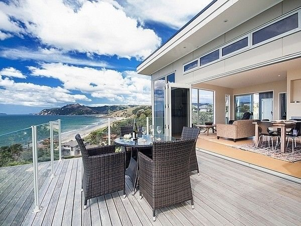 Kuaotunu Lookout - Kuaotunu Holiday Home, casa vacanza a Coromandel