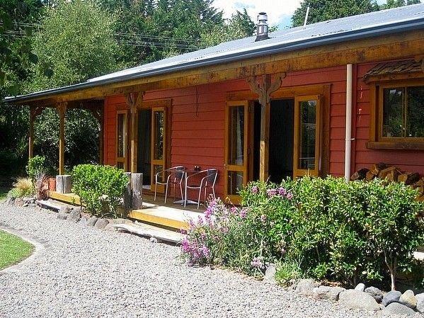 The Ski House on Miharo - Rangataua Holiday Home, casa vacanza a Waiouru