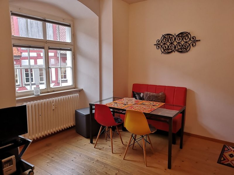 Rodtsches Palais, Apt. Nr. 3, 1 Wohnschlafraum, Ferienwohnung in Meersburg (Bodensee)