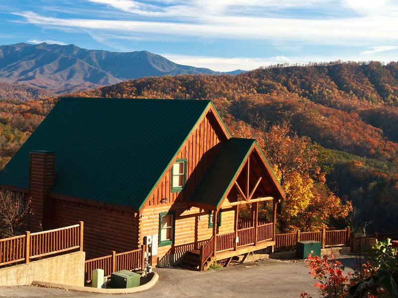 Monte Cristo       '  Best View in the Smokies  ', holiday rental in Pigeon Forge