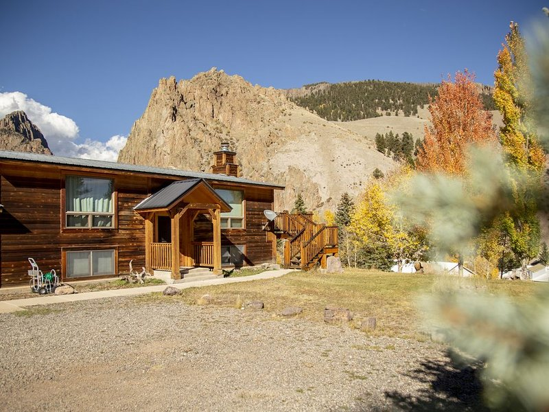 Secluded Location Right In Town!, holiday rental in Creede