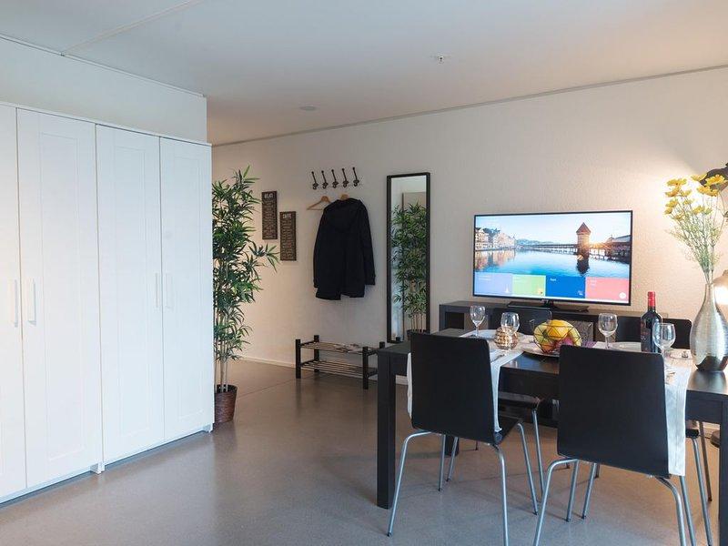 LU Rigi I - Allmend HITrental Apartment, vacation rental in Lucerne