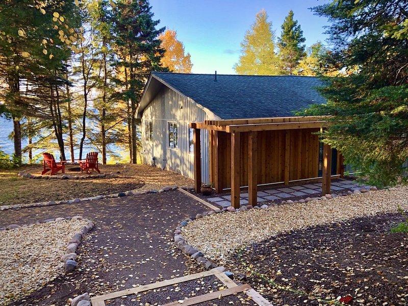 SweetWater Cottage on Lake Superior, location de vacances à Lutsen