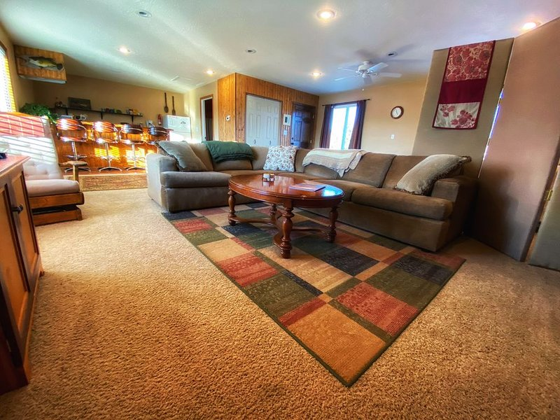 Private and Spacious Apartment, holiday rental in Missoula