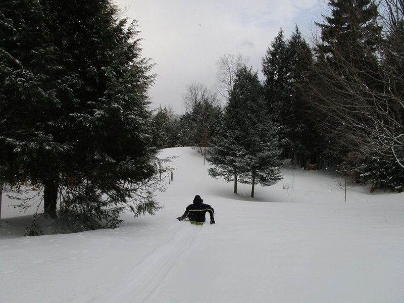 SKI- HIKE- RELAX! Enchanted Forest Retreat: Mt. Sunapee/Pats Peak!, holiday rental in Henniker