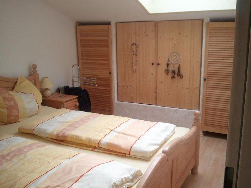 2 Zimmerwohnung in den Bergen ,Küche,Bad,Balkon, Wlan/25, alquiler de vacaciones en Oberaudorf