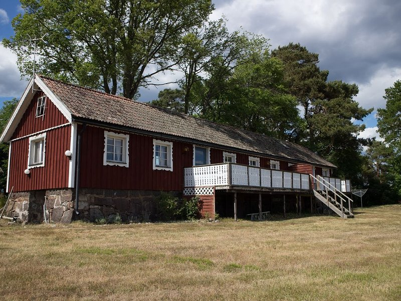 Avkoppling i naturskön miljö, holiday rental in Orranas