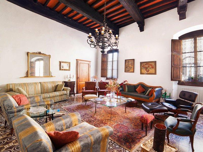 Historical Palace  Buonaccorsi San Gimignano, holiday rental in San Gimignano