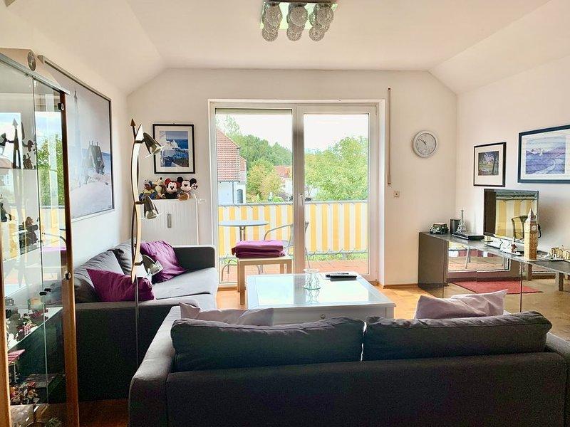 Kemmern 2Zi. Wohnung für Ferien und Erholung, alquiler vacacional en Bamberg