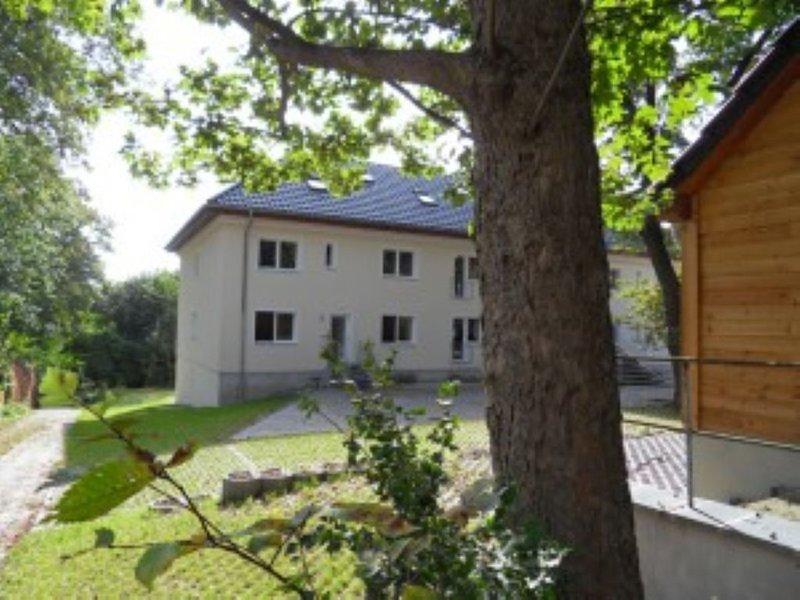 Ferienwohnung Fähre (Haus Über´m See), vacation rental in Brandenburg City