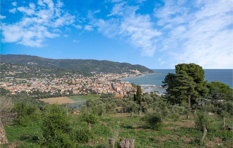 1 Zimmer Unterkunft in Diano Marina (IM), vacation rental in Diano Marina