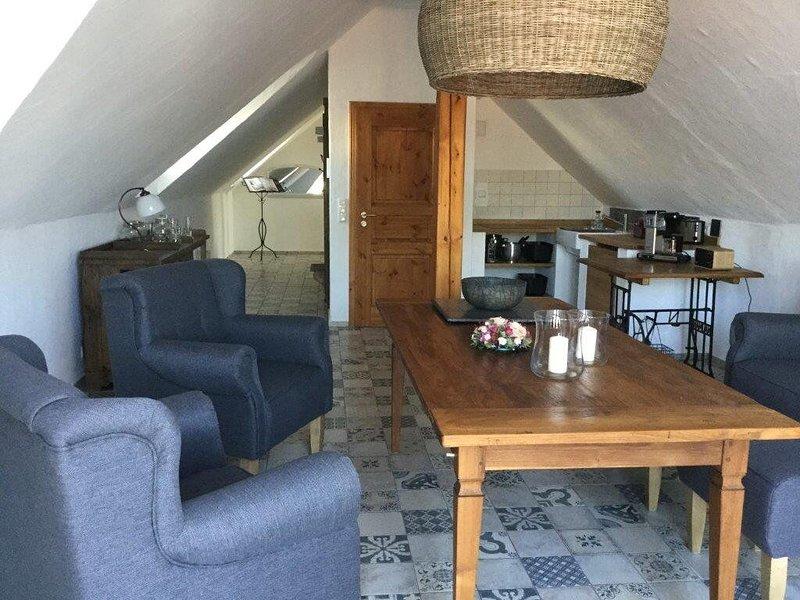 Pure Erholung im FACHWERK AM MEER, holiday rental in Bad Doberan