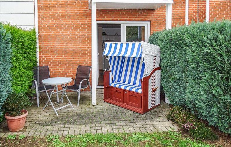 1 Zimmer Unterkunft in Kirchdorf, location de vacances à Insel Poel