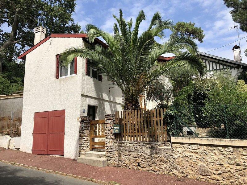 Maison en ville d'hiver idéale pour un couple avec enfants, vacation rental in Arcachon