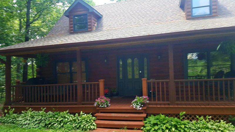 Deer Run Cabin Suite, holiday rental in Coalmont