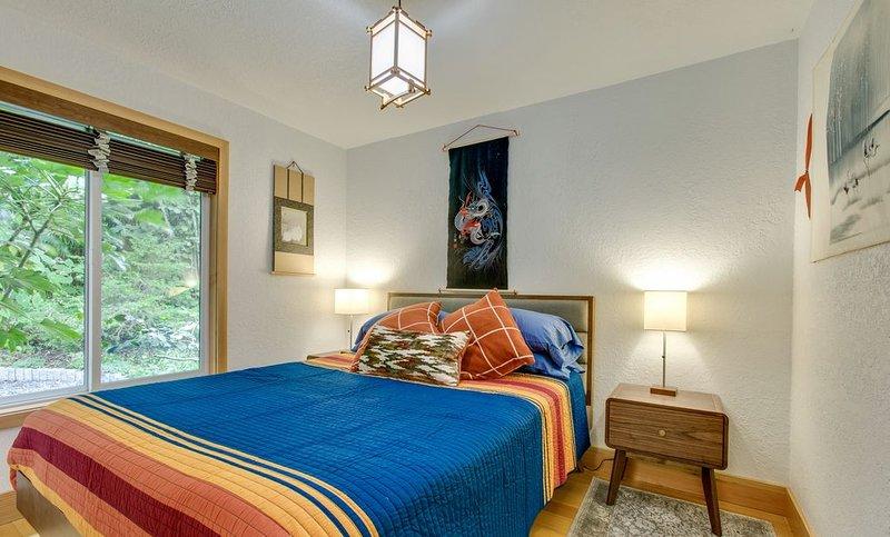 Sehome Garden Inn - Japanese Garden Suite, casa vacanza a Bellingham