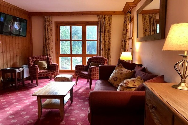 Picturesque apartment in the heart of Arc 1950, holiday rental in Les Arcs