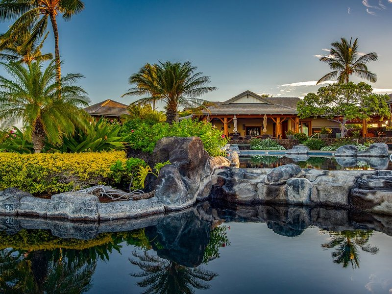 Hali'i Kai 6D Luxury Condo, Ocean & Golf View!, holiday rental in Puako