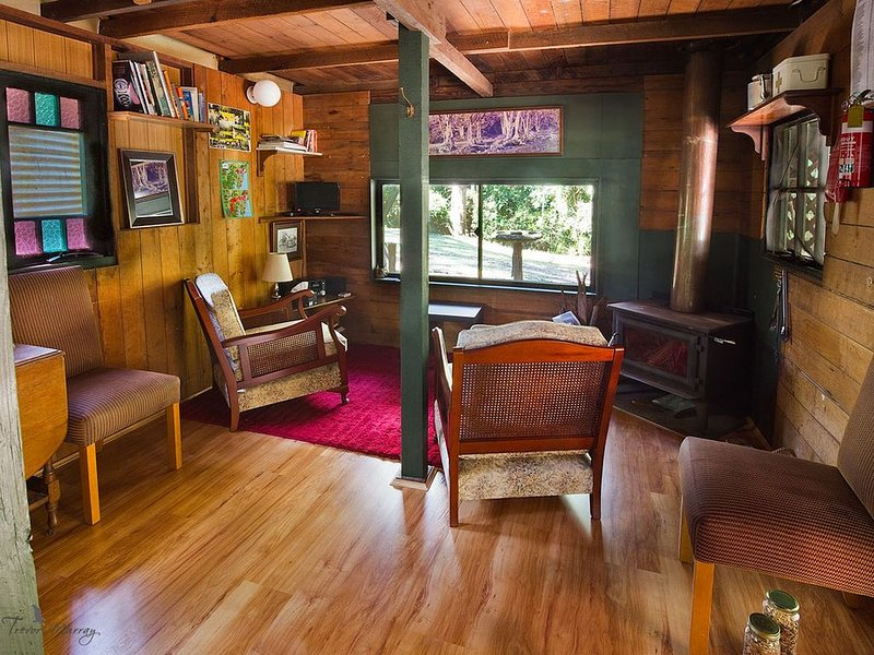 The Old Brush Back Cabin, holiday rental in Cessnock